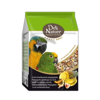 Deli Nature 5* South American Parrots 2,5kg